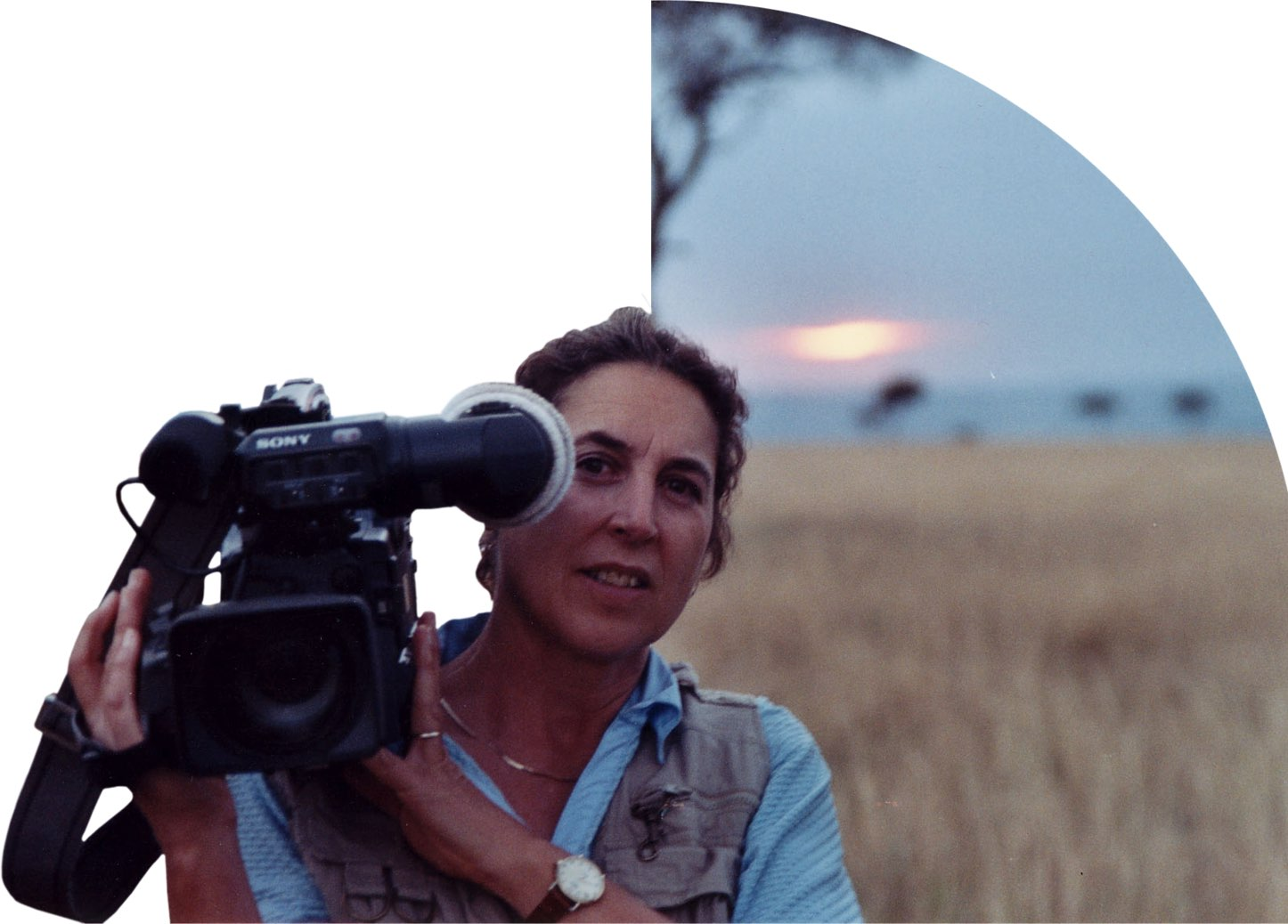 Appalshop filmmaker Mimi Pickering, early 90s